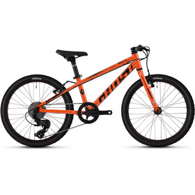 "Ghost Kato R1.0 AL 20"" Kinderen, monarch orange/jet black"